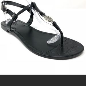 Coach pansy sandals